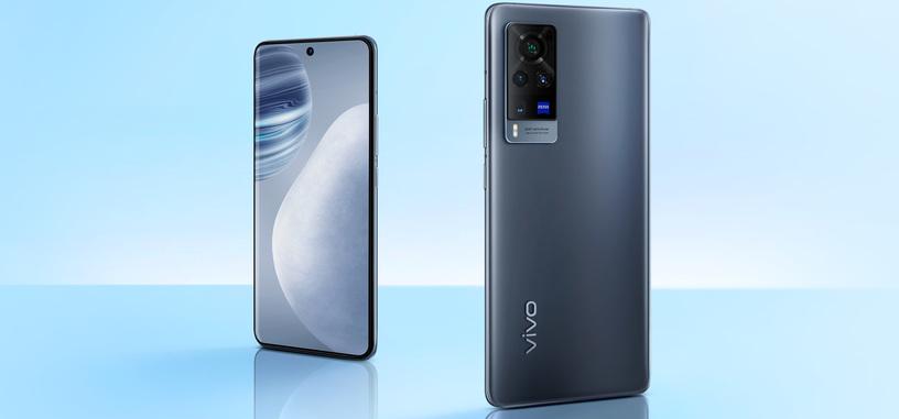 Vivo anuncia los X60 y X60 Pro con un Exynos 1080 a 5 nm