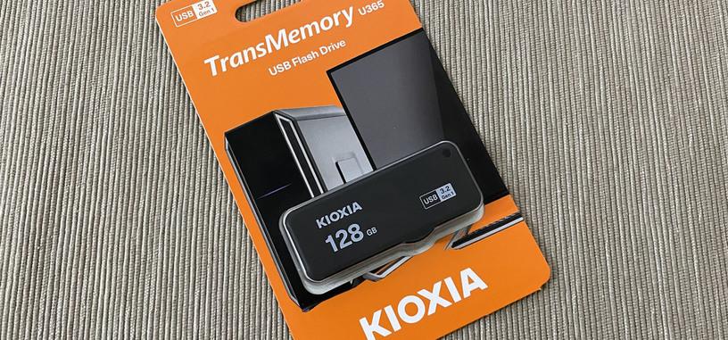 Reseña: TransMemory U365 de Kioxia, memoria USB de 128 GB