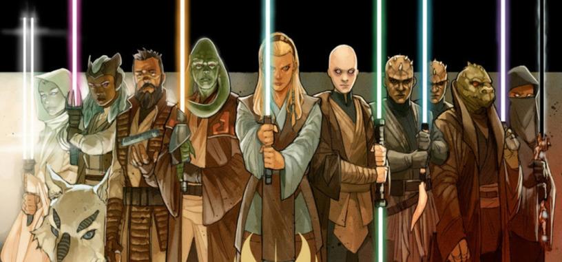 'Star Wars: la Alta República', el evento de libros y cómics es mostrado en un tráiler