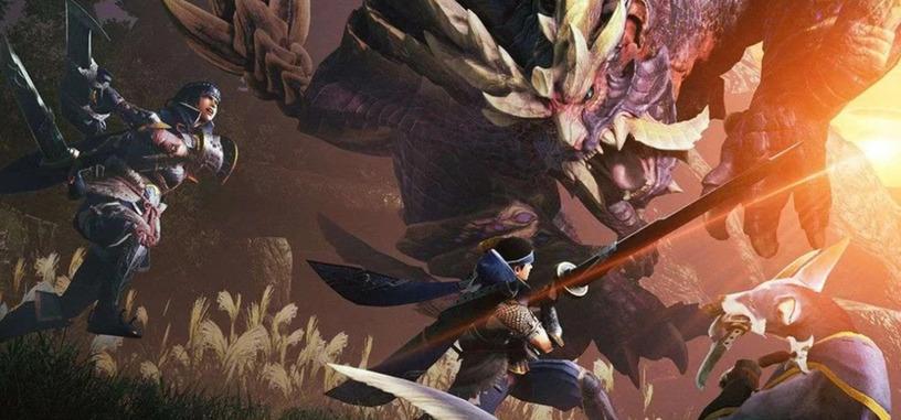 Ponen fecha a la demo de 'Monster Hunter Rise' y detallan nuevas mecánicas en un nuevo vídeo