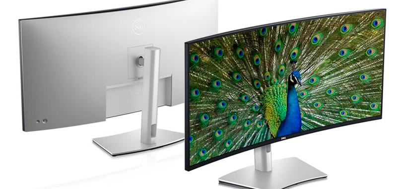 Dell anuncia el monitor U4021QW, 40˝ curvo de 5120×2160