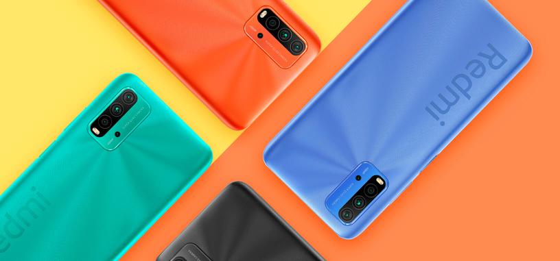 Xiaomi presenta el Redmi 9T, Snapdragon 662, 6000 mAh y cámara de 48 Mpx por 180 euros