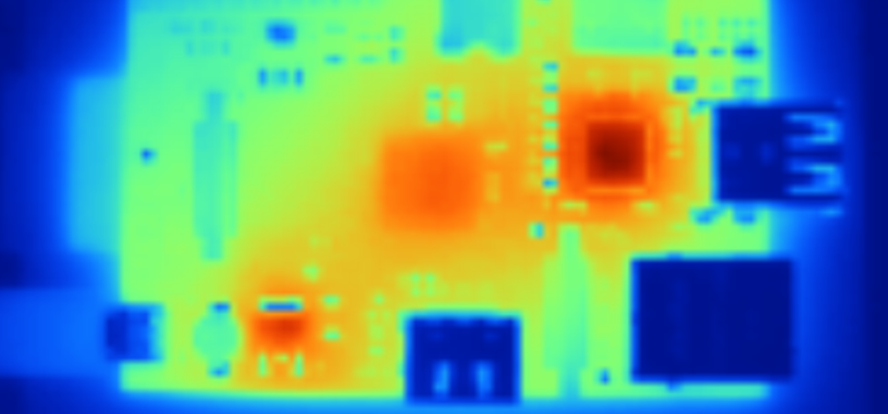 ¿Se calienta el ordenador Raspberry Pi? Estudio de sus temperaturas en funcionamiento