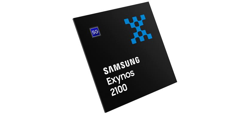 Samsung anuncia el Exynos 2100 fabricado a 5 nm