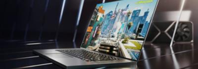 NVIDIA presenta las GeForce RTX 30 de movilidad