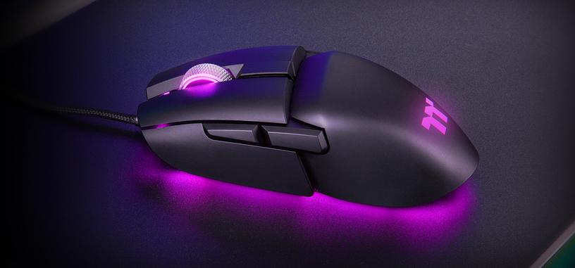 Thermaltake presenta el ratón ARGENT M5 RGB y una versión inalámbrica
