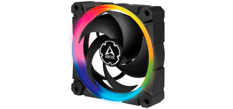 ARCTIC presenta el ventilador BioniX P120 ARGB