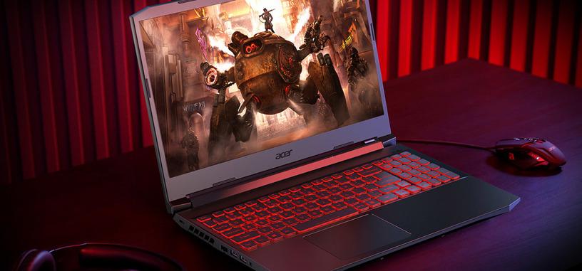 Acer actualiza sus portátiles con nuevos procesadores de AMD e Intel y con las gráficas de NVIDIA