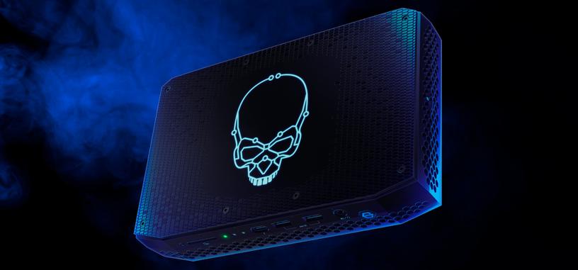 Intel añade a su catálogo el Phantom Canyon, un NUC 11 para entusiastas con una RTX 2060