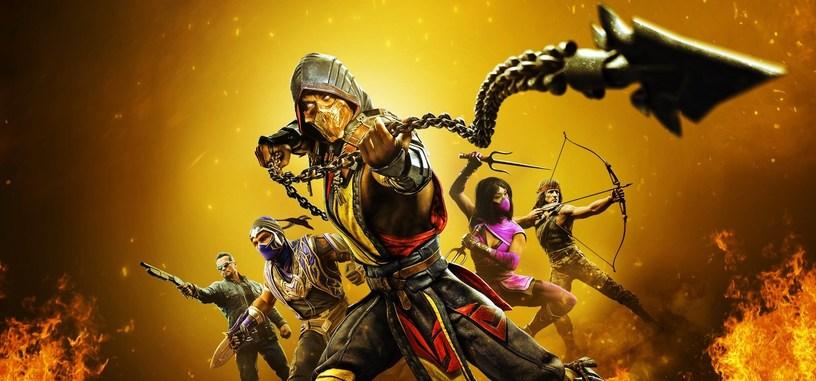 El reinicio de 'Mortal Kombat' en cine ya tiene unas primeras imágenes