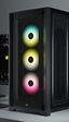 Corsair anuncia la serie 5000 de cajas de alto rendimiento
