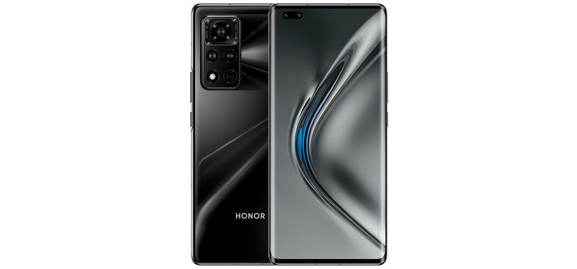 Honor anuncia el V40 5G, con Dimensity 1000+, nueva cámara de 50 Mpx