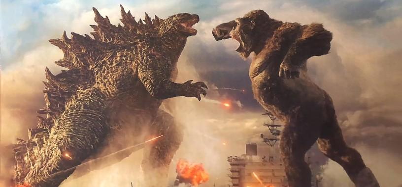 'Godzilla vs. Kong' muestra a sus colosales combatientes en un tráiler que no guarda nada