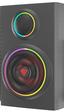 Genesis presenta los altavoces Helium 300BT ARGB, altavoces Bluetooth con iluminación