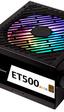SilverStone anuncia la fuente ET500-ARGB