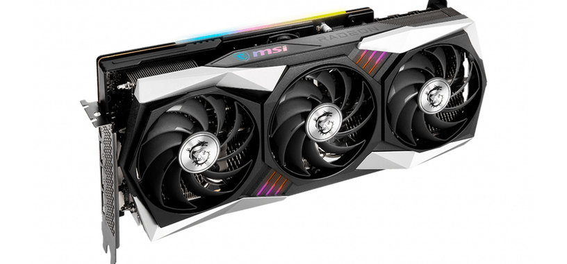 MSI presenta la Radeon RX 6900 XT TRIO