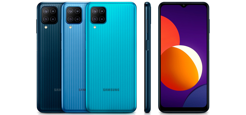 Samsung presenta el Galaxy M12, con Exynos 850 y batería de 6000 mAh