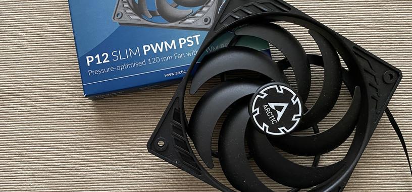 Reseña: P12 Slim PWM PST de ARCTIC, ventilador fino para refrigeración de PC