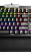 EVGA anuncia los teclados Z15 RGB, y Z20 RGB con interruptores ópticos