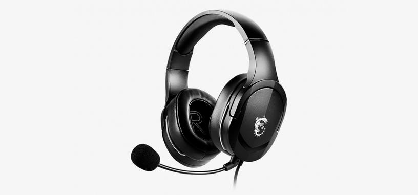MSI presenta los auriculares Immerse GH20