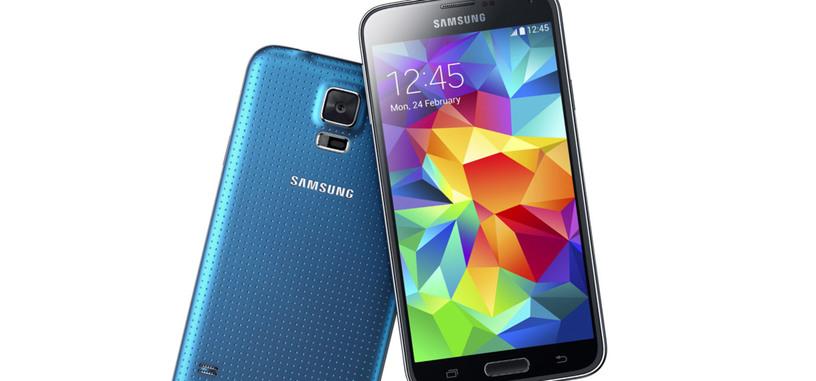 Samsung comienza a distribuir en Europa la actualización a Android 5.0 para el Galaxy S5