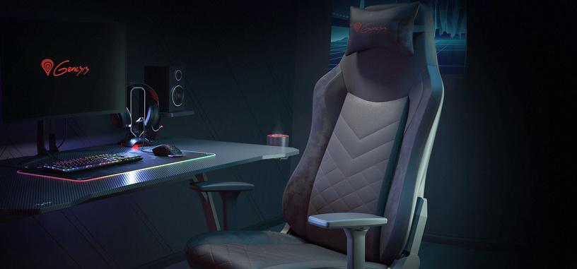 Genesis presenta la silla Nitro 890