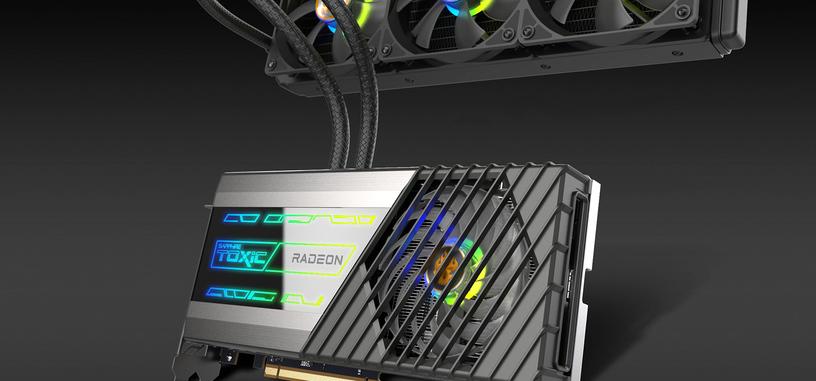 Sapphire presenta la Radeon RX 6900 XT TOXIC con refrigeración líquida