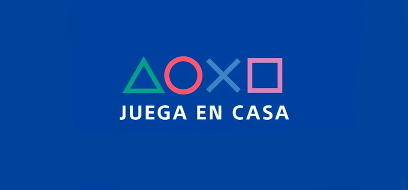 PlayStation revive la iniciativa 'Juega en casa' por la que regalará juegos durante cuatro meses