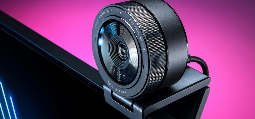 Razer anuncia la cámara web Kiyo Pro
