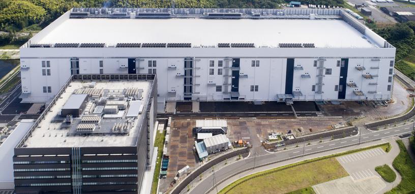 Kioxia comienza a construir un nuevo edificio para producir memoria NAND 3D