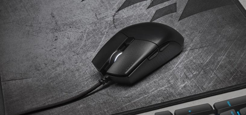 Corsair anuncia el ratón ligero Katar Pro XT