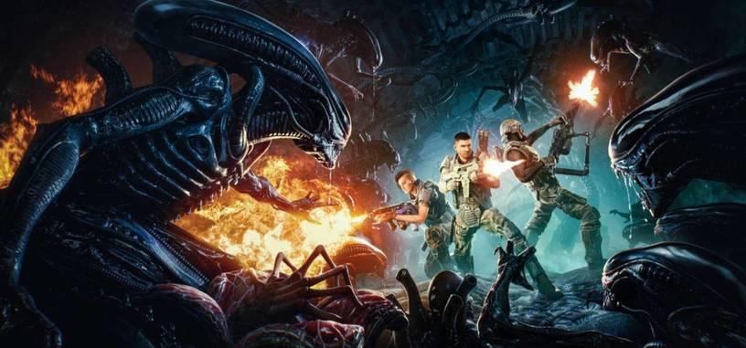 El juego 'Aliens: Fireteam' te reta a sobrevivir con amigos a una colmena llena de xenomorfos