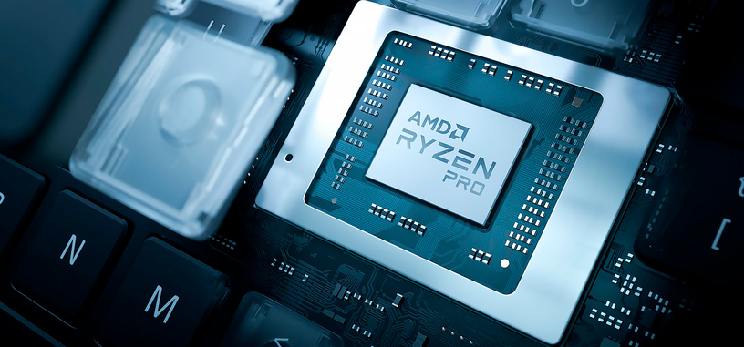 Lenovo publica las características de los Ryzen Pro 5650U y 5850U