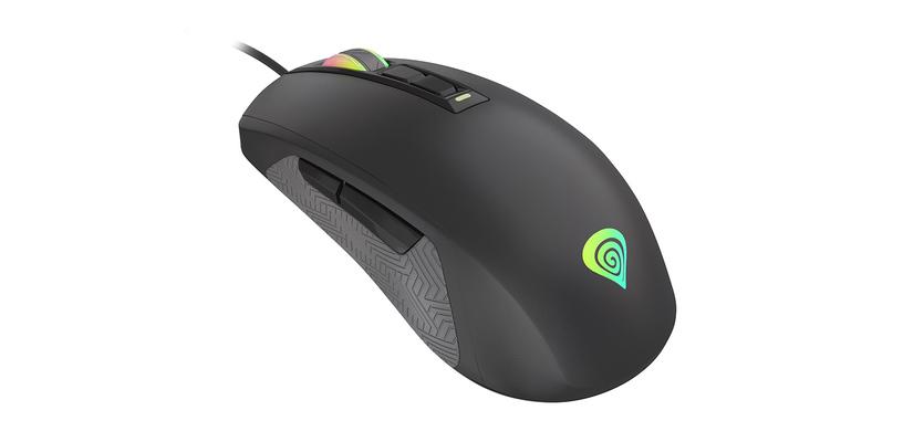 Genesis presenta el ratón Krypton 310