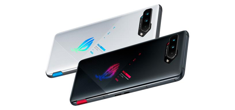 ASUS presenta el ROG Phone 5, con un Snapdragon 888, pantalla de 144 Hz