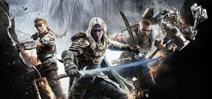 Con un tráiler a todo ritmo, 'Dungeons & Dragons: Dark Alliance' ya tiene fecha de salida