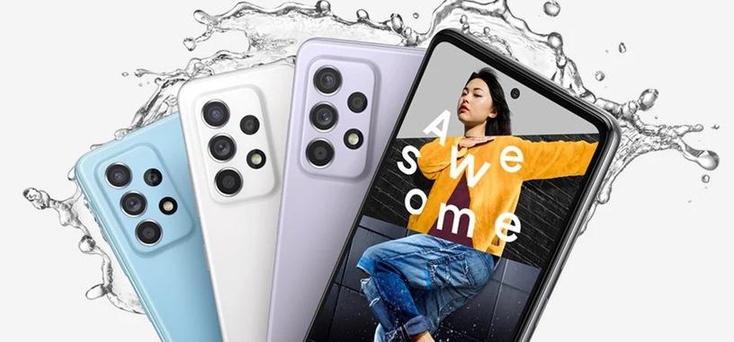 Samsung anuncia el Galaxy A52, renovando uno de sus móviles más populares