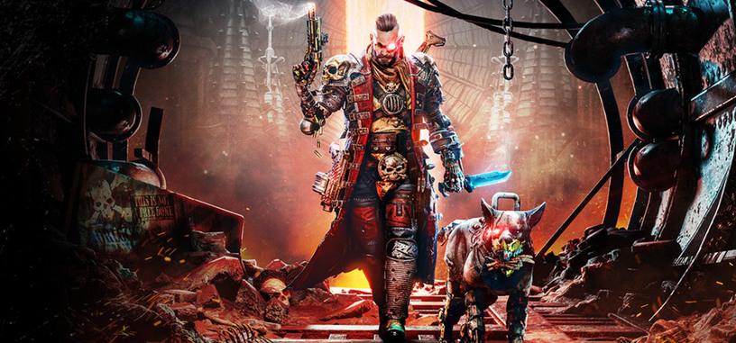 Anuncian 'Necromunda: Hired Gun', tiros en primera persona en el universo de 'Warhammer 40k'