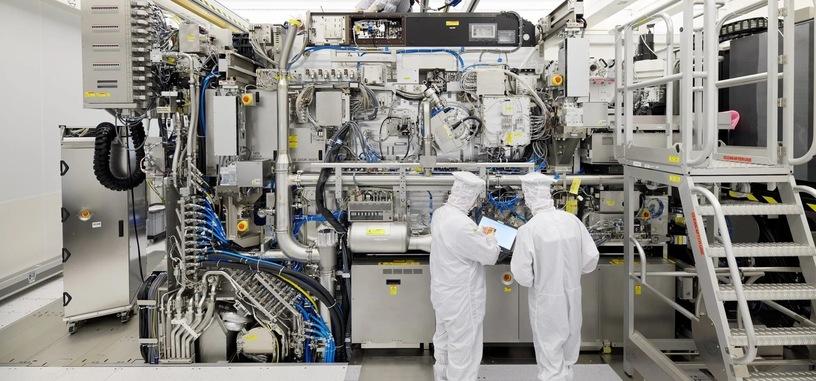 La facturación por maquinaria litográfica aumentó un 19 % en 2020 hasta los 71 000 M$