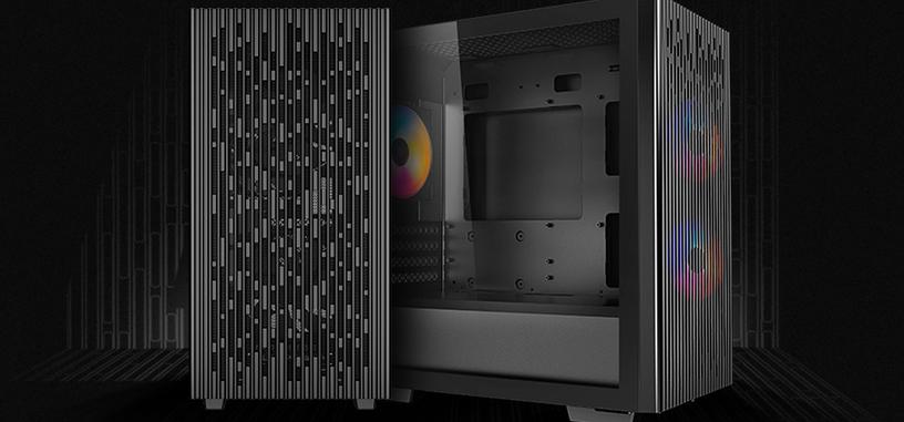 DeepCool anuncia la semitorre MATREXX 40 3FS para mini-ITX y micro-ATX