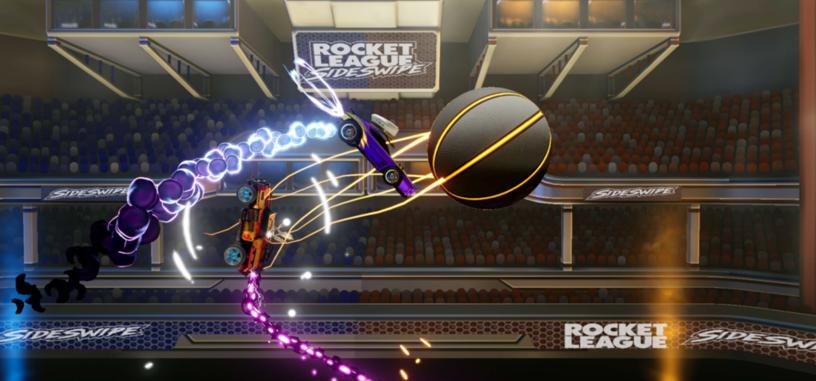 'Rocket League Sideswipe' llevará sus golazos aéreos hasta Android e iOS