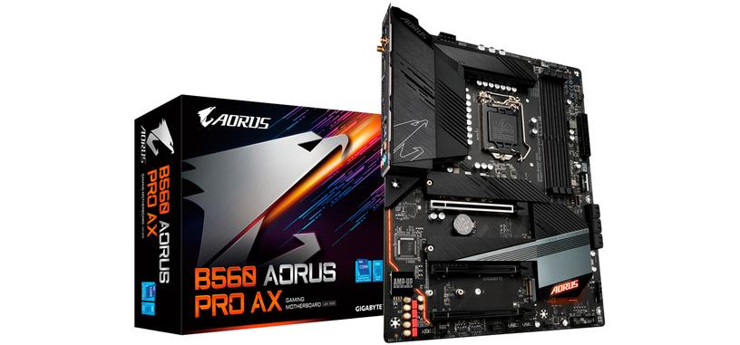 Gigabyte asegura que con las B560 AORUS se puede subir el Core i9-11900K hasta los 5.1 GHz
