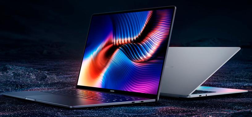 Xiaomi presenta el Mi Laptop Pro con pantalla OLED