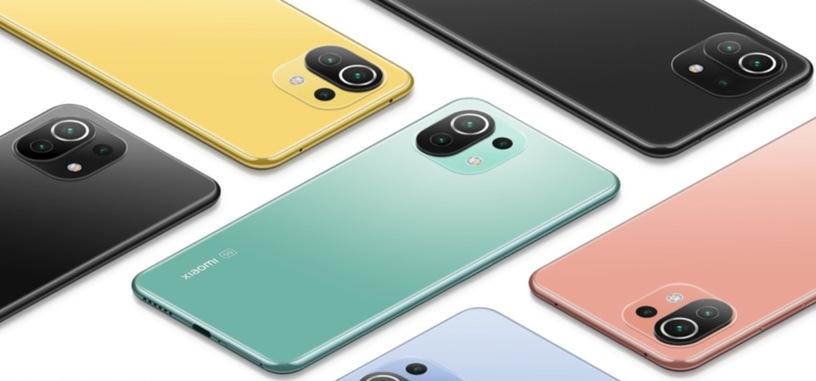 Xiaomi presenta los Mi 11 Lite y Mi Lite 11 5G