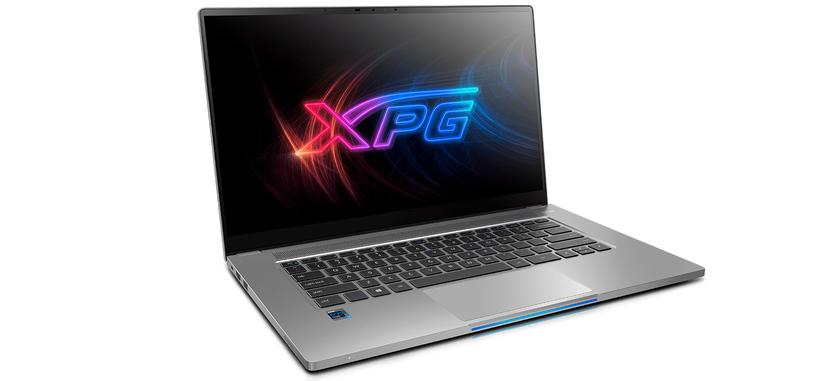 ADATA anuncia el ultraportátil XPG Xenia Xe con certifical Evo de Intel