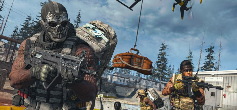 'Call of Duty Warzone' y 'Modern Warfare' ya implementan DLSS