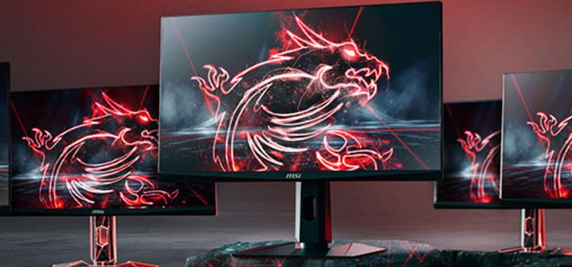 MSI ya ha vendido 3 millones de monitores