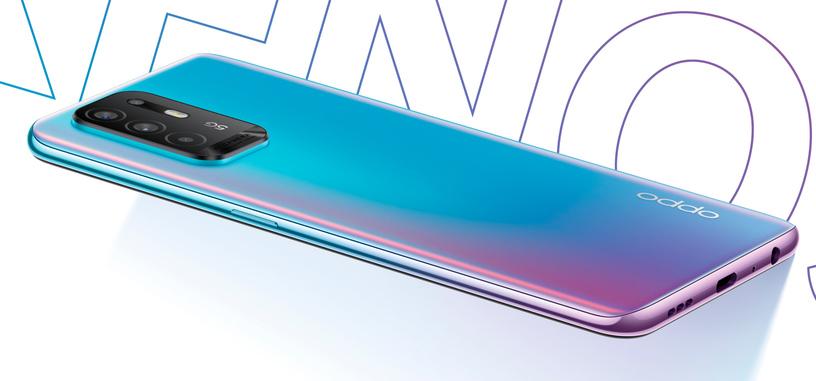 OPPO anuncia el Reno5Z 5G con Dimensity 800U