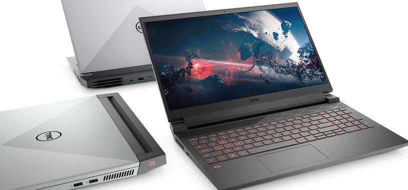 Dell anuncia la inclusión de procesadores Ryzen 5000 en los G15 y Alienware m15