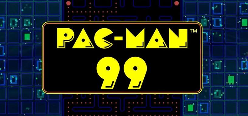 'Pac-Man 99' es el nuevo 'battle royale' exclusivo para usuarios de Nintendo Switch Online